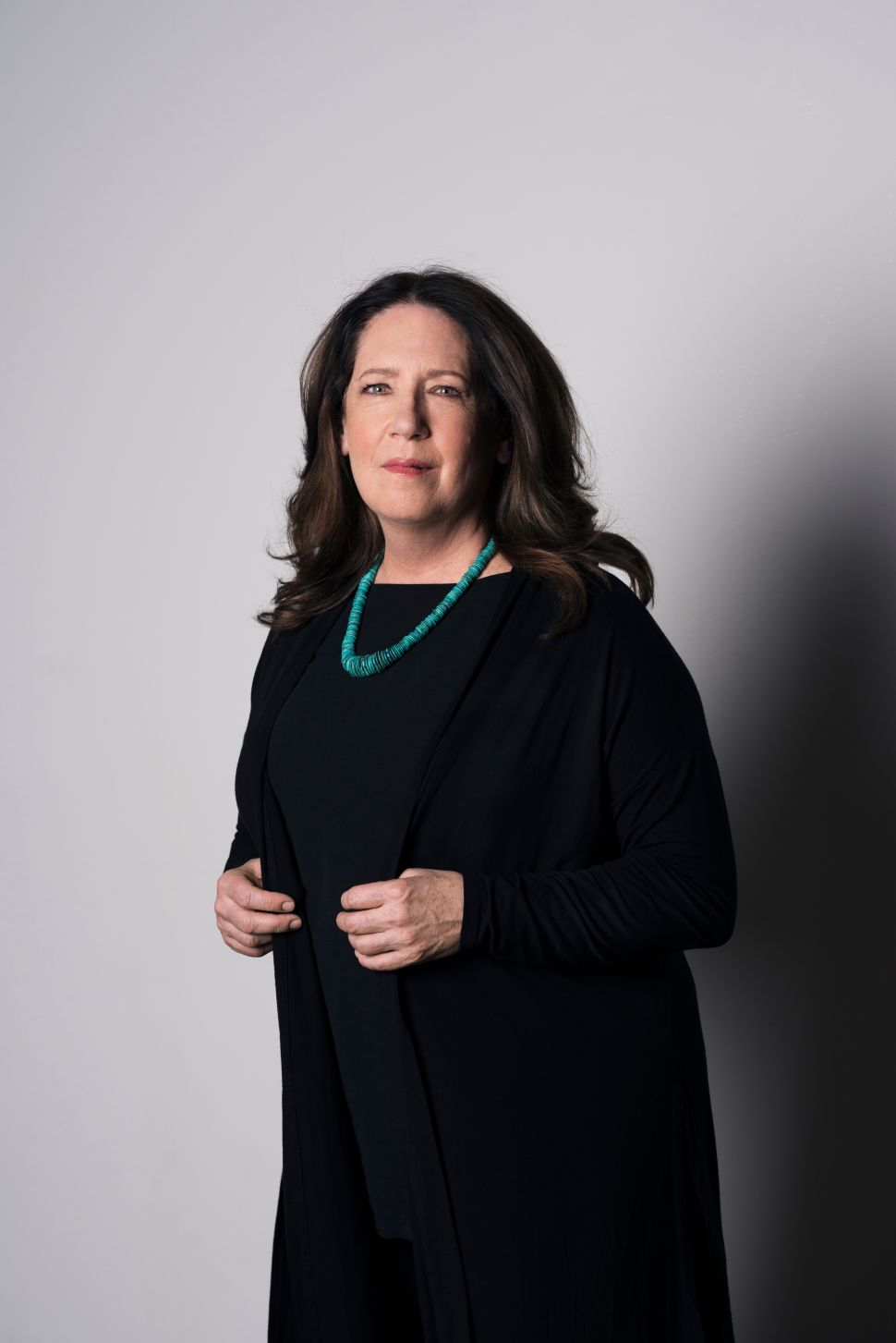 'Handmaid's Tale' Actor Ann Dowd Swears She's Nice to Women and Children in Real Life