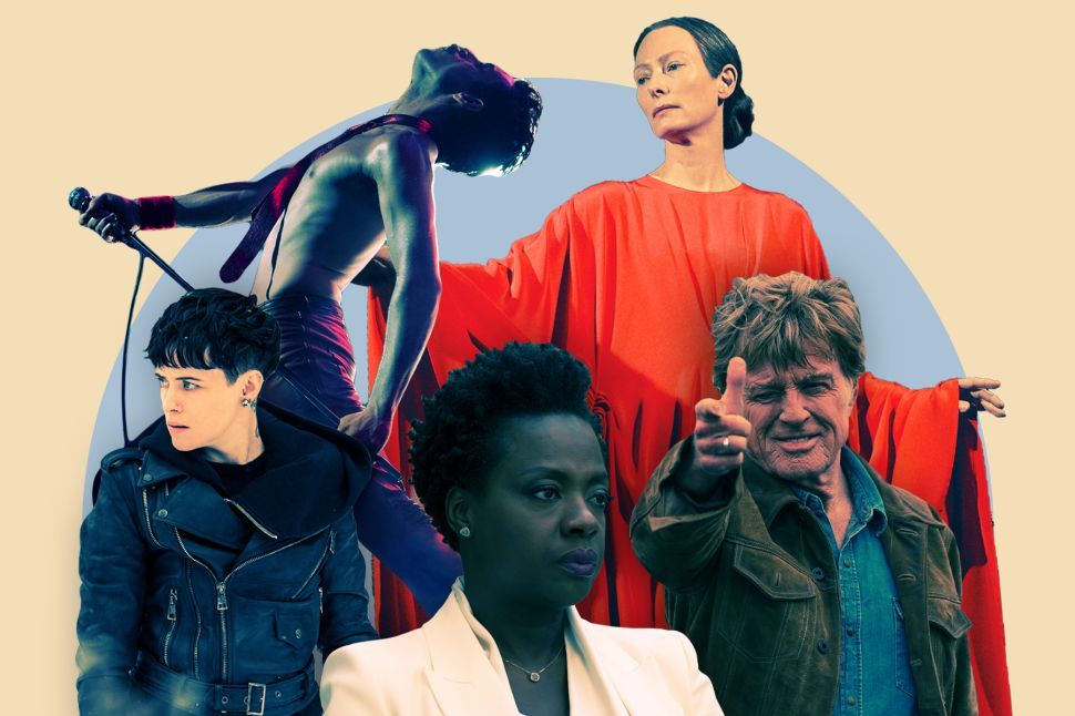 The 25 Must-See Films of Fall 2018