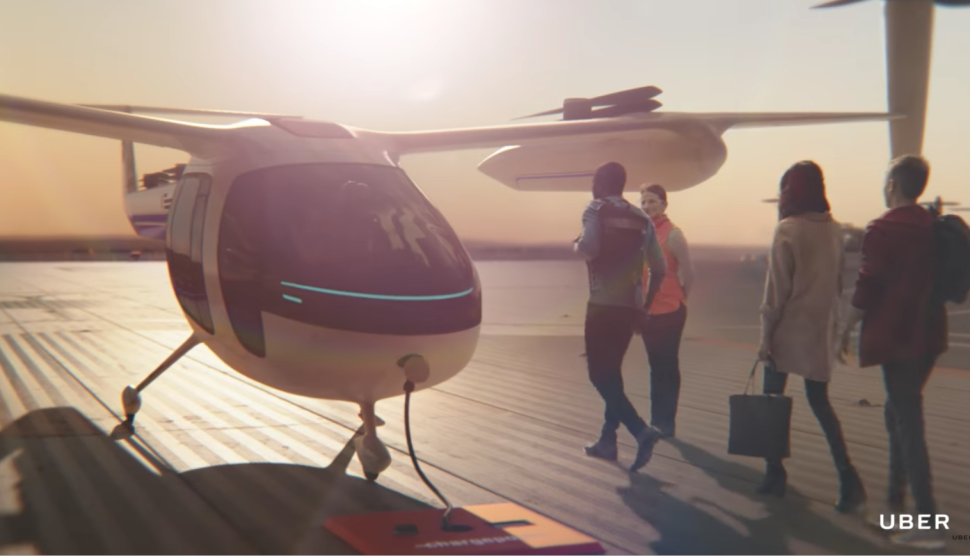Uber's Flying Cars May Take Off in Japan Sooner Than in the US