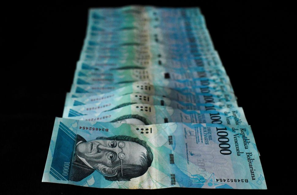 Desparate to Curb Inflation, Venezuela Pegs New Banknote to a 'Scam' Cryptocurrency