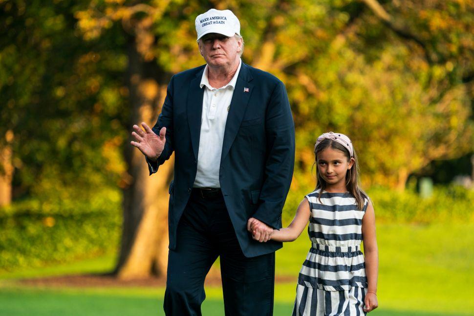 Donald Trump's Instagram Is Strange and Lazy Beyond Fox News Reposts