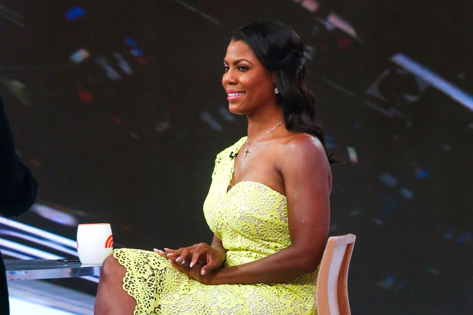 TV News Covered Omarosa for 34 Hours Last Week—This Major Story Got Just 23 Seconds