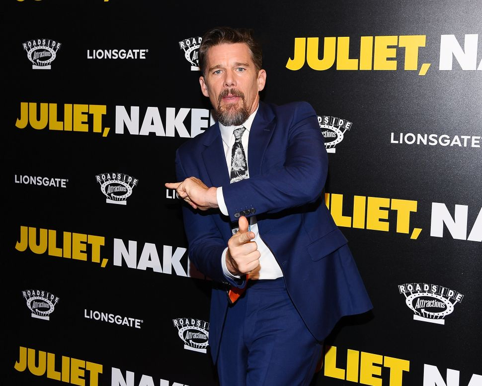 Why Do We Love to Hate Ethan Hawke?