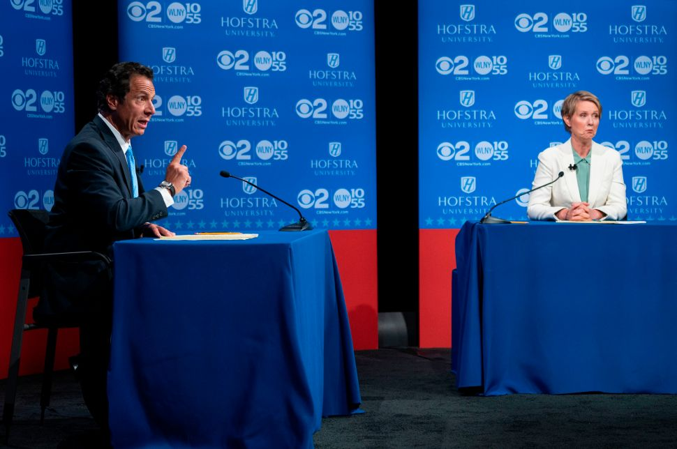 NY Times Under Fire Over Gendered Cuomo-Nixon Debate Language