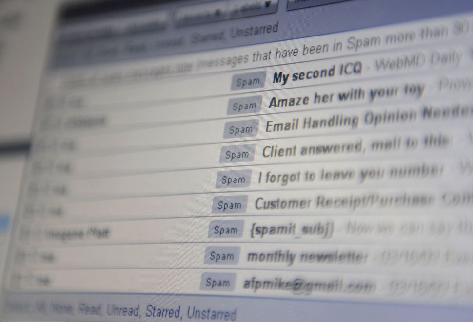 Have an Email Account Just for Spam? It Could Be Jeopardizing Your Privacy