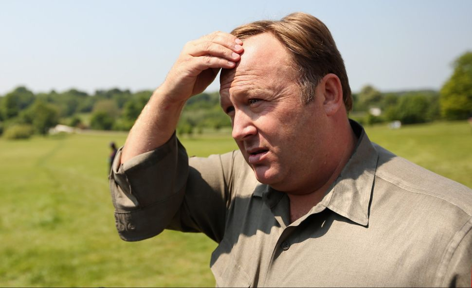 Here's Why InfoWars' Social Media Ban Is the Best Thing to Ever Happen to InfoWars