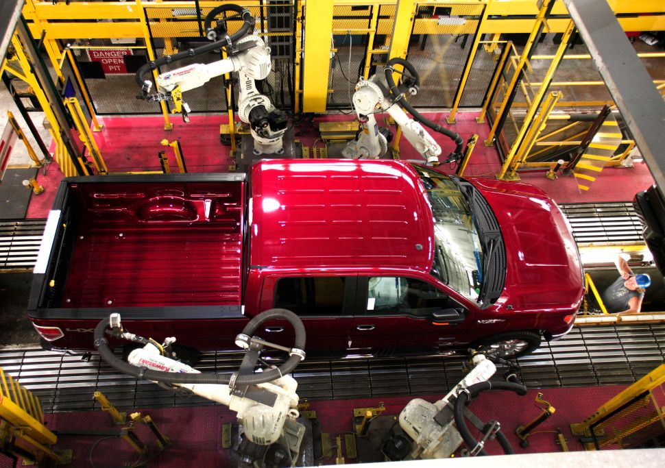 Not Even the No.1 Made-in-USA Car Is Immune to Trade War Damages