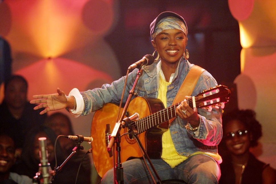 'The Miseducation of Lauryn Hill' Was, and Still Is, Everything