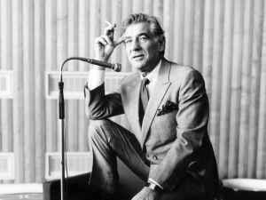 Leonard Bernstein.