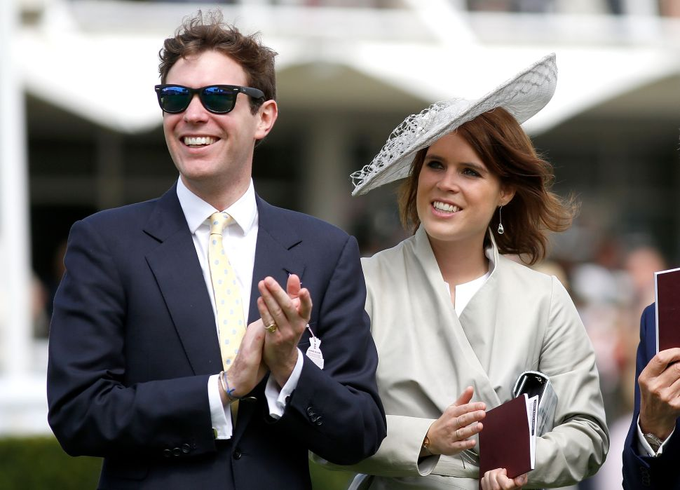 Royal Do-Gooder Princess Eugenie Is Banishing Plastic From Her Wedding