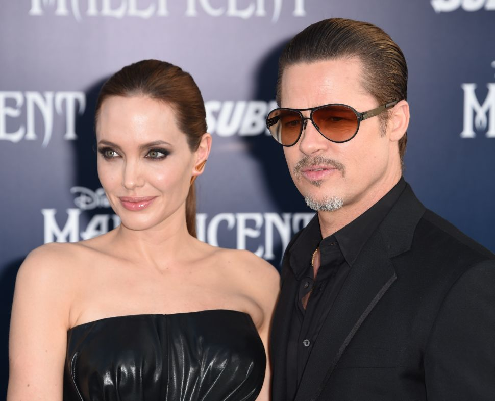 Brad Pitt and Angelina Jolie's Divorce Saga Now Includes an $8 Million Home Loan