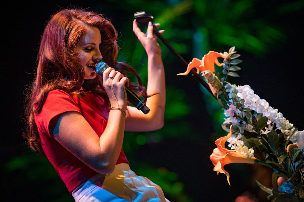 How a Pro-Israel Group Has Weaponized Lana Del Rey for Propaganda Purposes