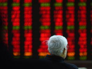 China stock market trade war
