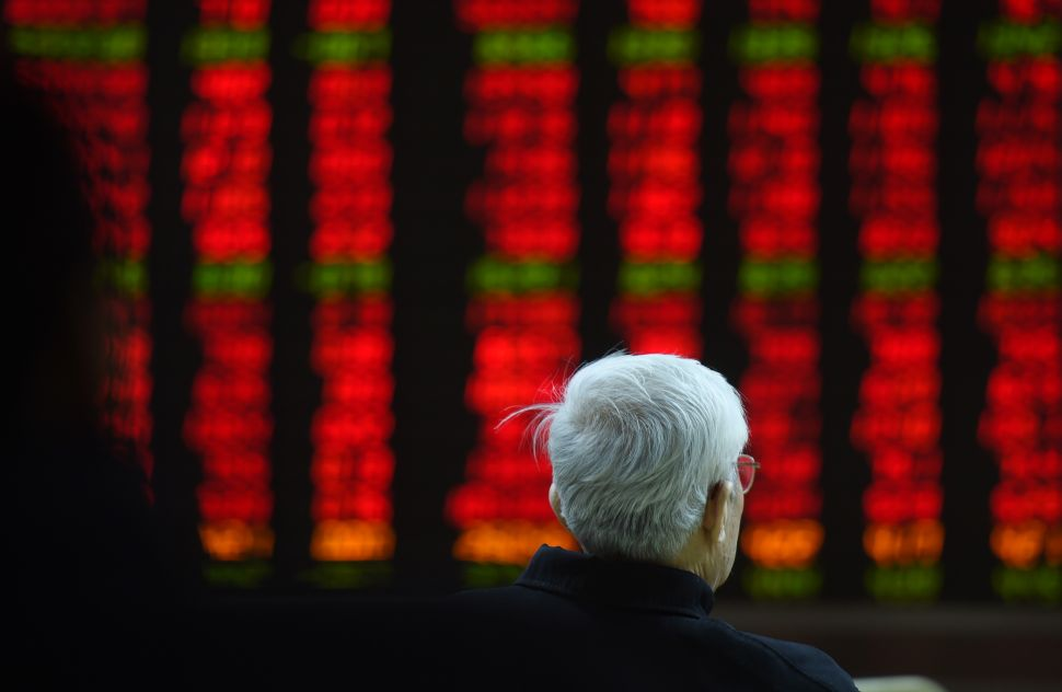 Because of the Trade War, China Has Lost Its Status as the World's No.2 Stock Market