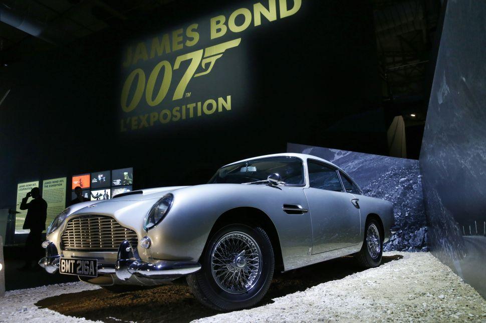 Aston Martin, the Iconic James Bond Car, Mulls IPO to Break Bankruptcy Curse