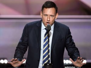 Peter Thiel won't be able to own homes in New Zealand anymore.