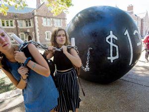 US Student loan ranking