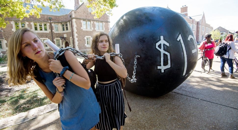 Back-to-School Sadness: Top 10 Colleges Whose Graduates Hold the Highest Student Debt