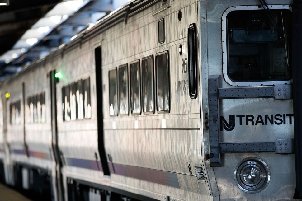 NJ Politics Digest: Sweeney Says Murphy Already Had Power to Fix NJ Transit Troubles
