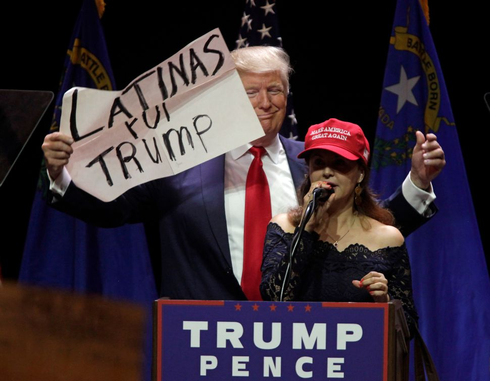 Trump's Abysmal Hispanic Media Outreach Gets Worse After Top Officials Exit