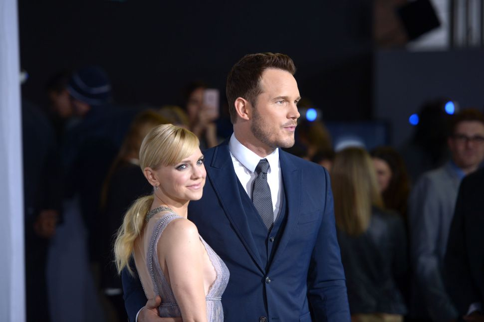 Anna Faris Has Sold the Hollywood Hills Retreat She Shared With Chris Pratt