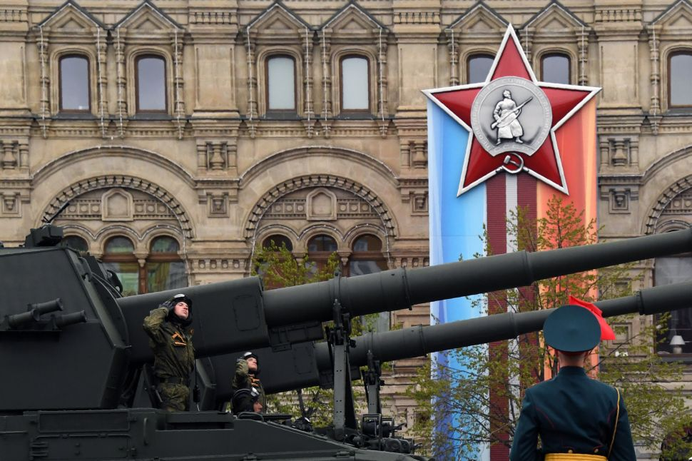 Outgunned US Army Isn't Prepared For War With Russia