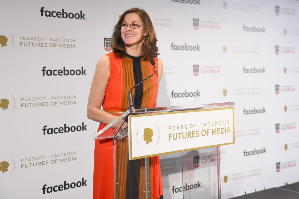 Facebook Exec: Without Our Help, News Sites Would Be 'in a Hospice'