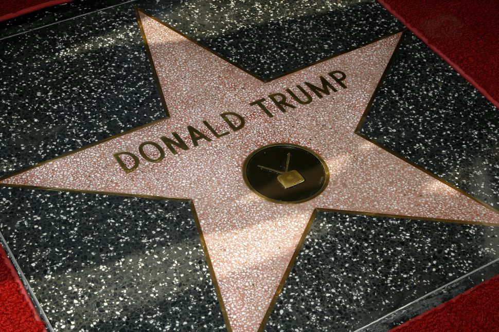 Will Donald Trump's Hollywood Star Be Removed From the Walk of Fame?