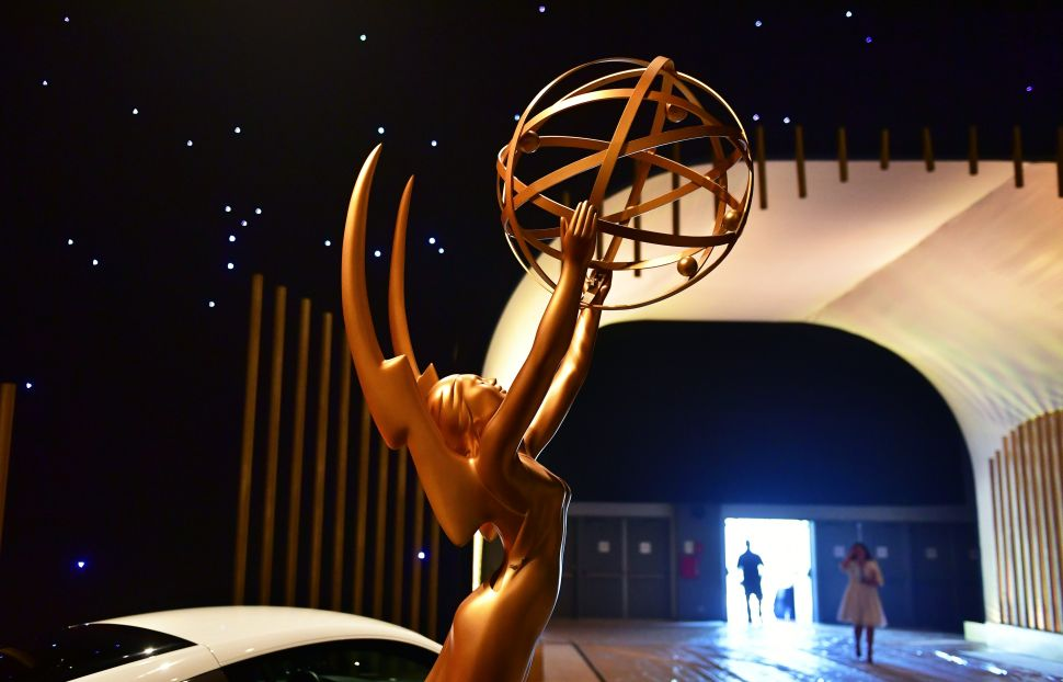 Emmys Ratings Keep Dropping But Big Four Networks Just Signed a New Eight-Year Deal