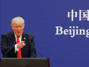 Donald Trump July China tariff