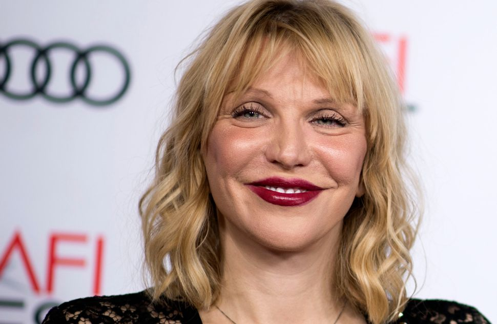 Courtney Love Has Found a Buyer for Her Abandoned Washington House