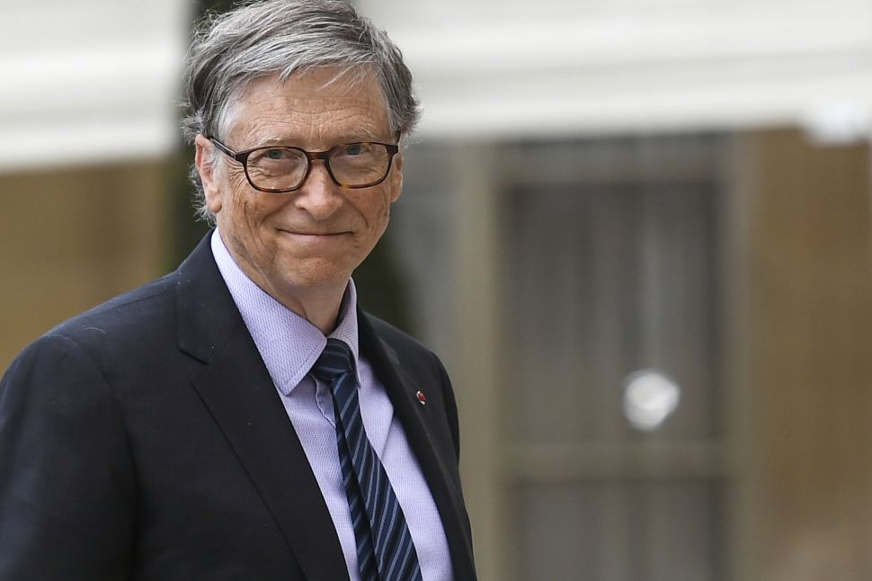 Bill Gates Noticed a Global Economy Trend That No One Is Paying Enough Attention To