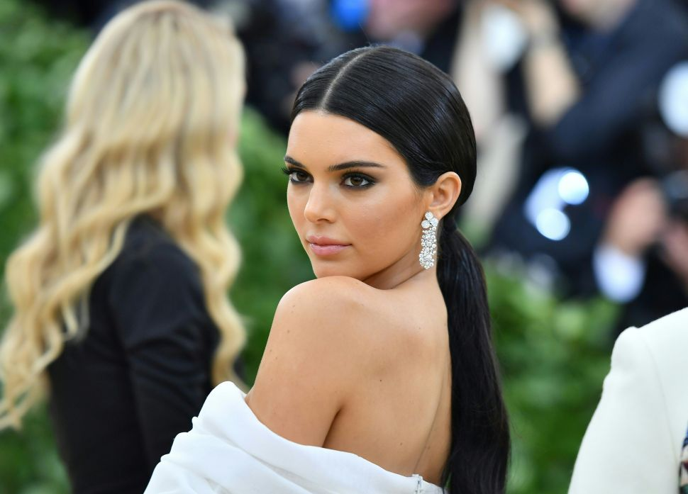 Kendall Jenner Finally Finished Renovating Charlie Sheen's Former Beverly Hills Home