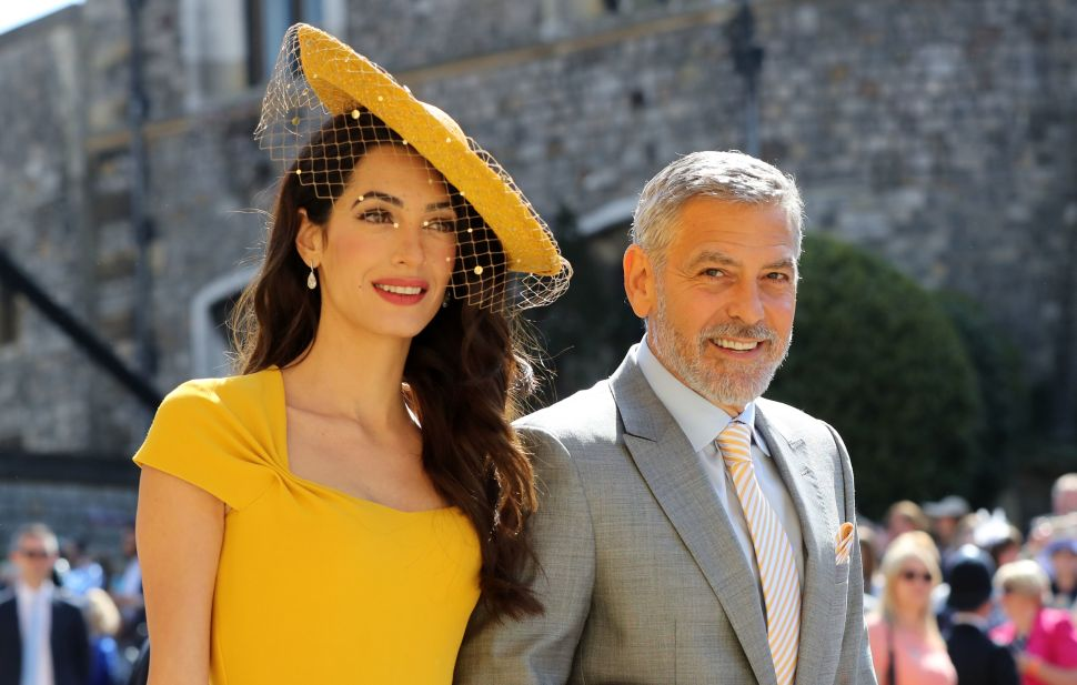 George and Amal Clooney's Violation-Plagued Former Soho Townhouse Is for Sale