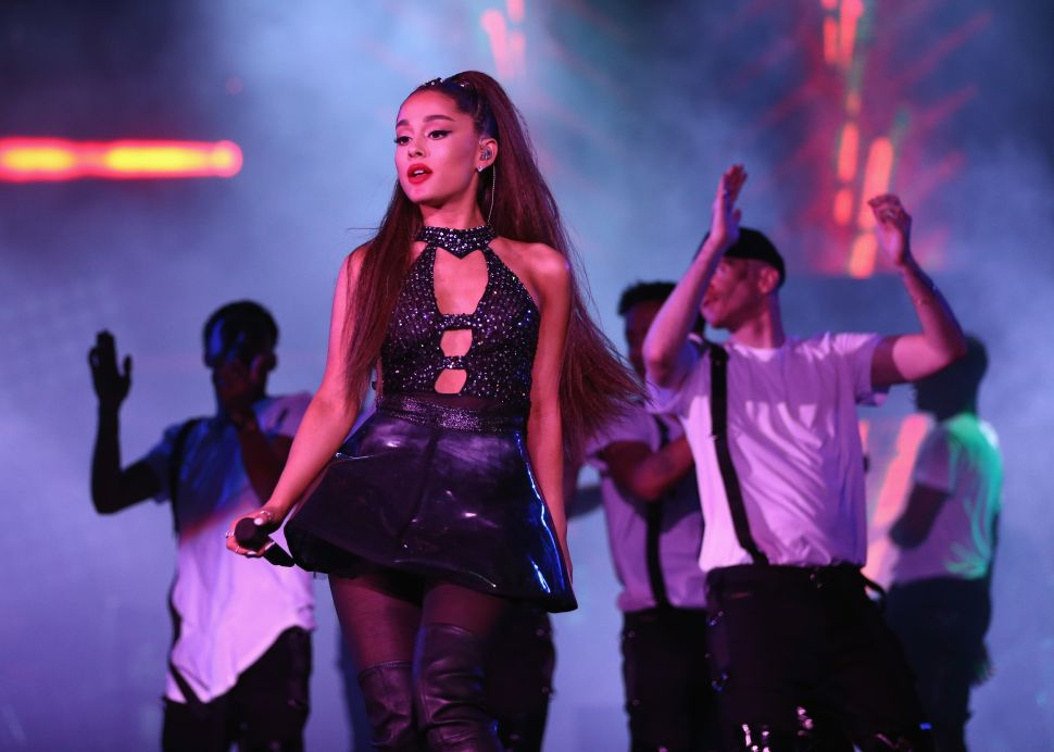 Ariana Grande Claps Back at Grammys Producer Who Questions Her Ariana Grande-Ness