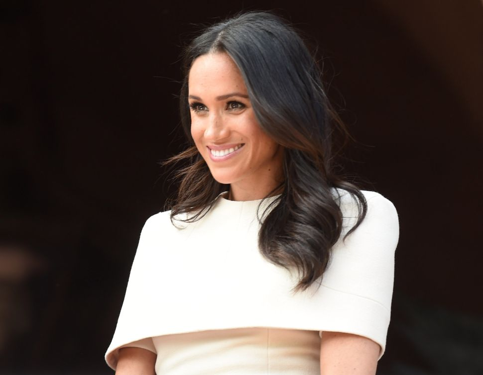 Meghan Markle Didn't Bring Prince Harry Along on Her Toronto Trip