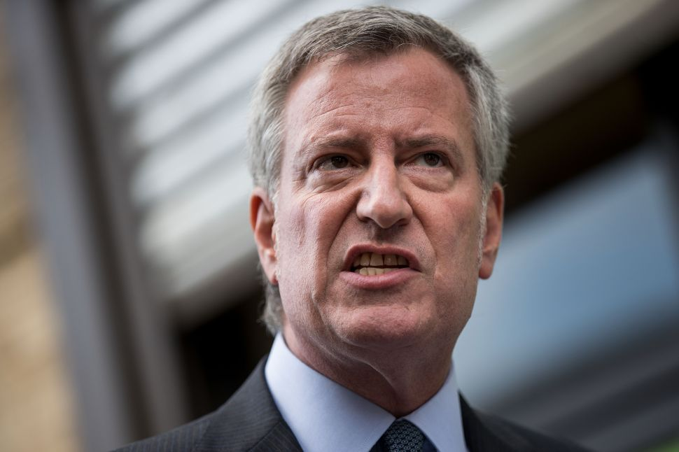 De Blasio's Crusade Against News Corp Will Only Hurt Him Politically