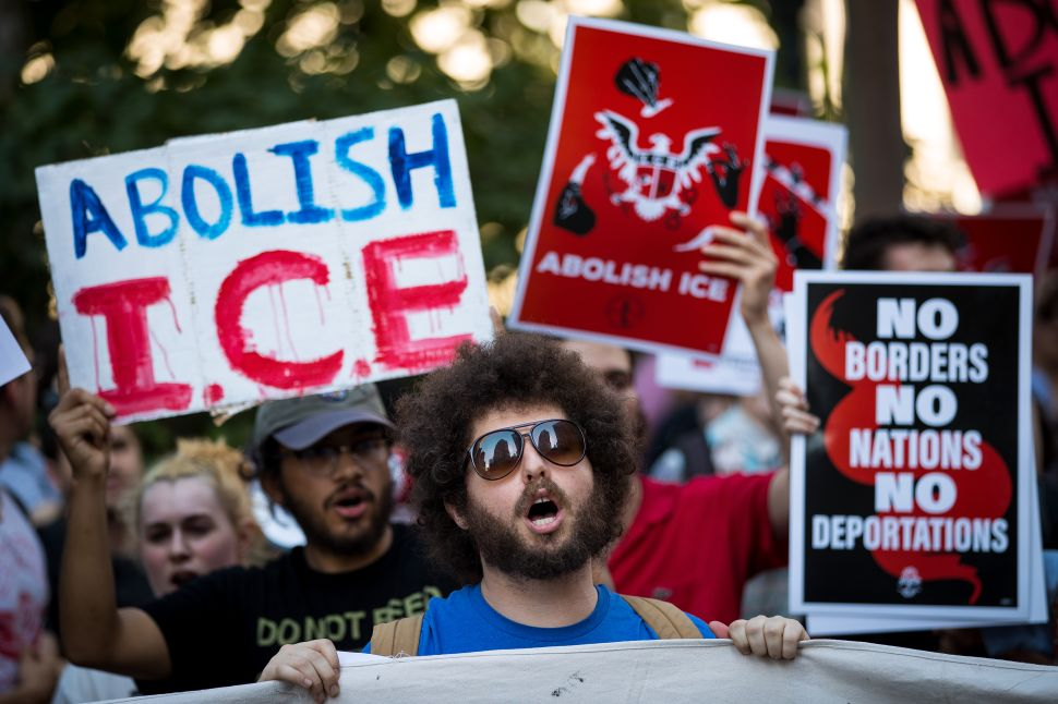 Russian Trolls May Be Trying to Co-Opt the #AbolishICE Movement