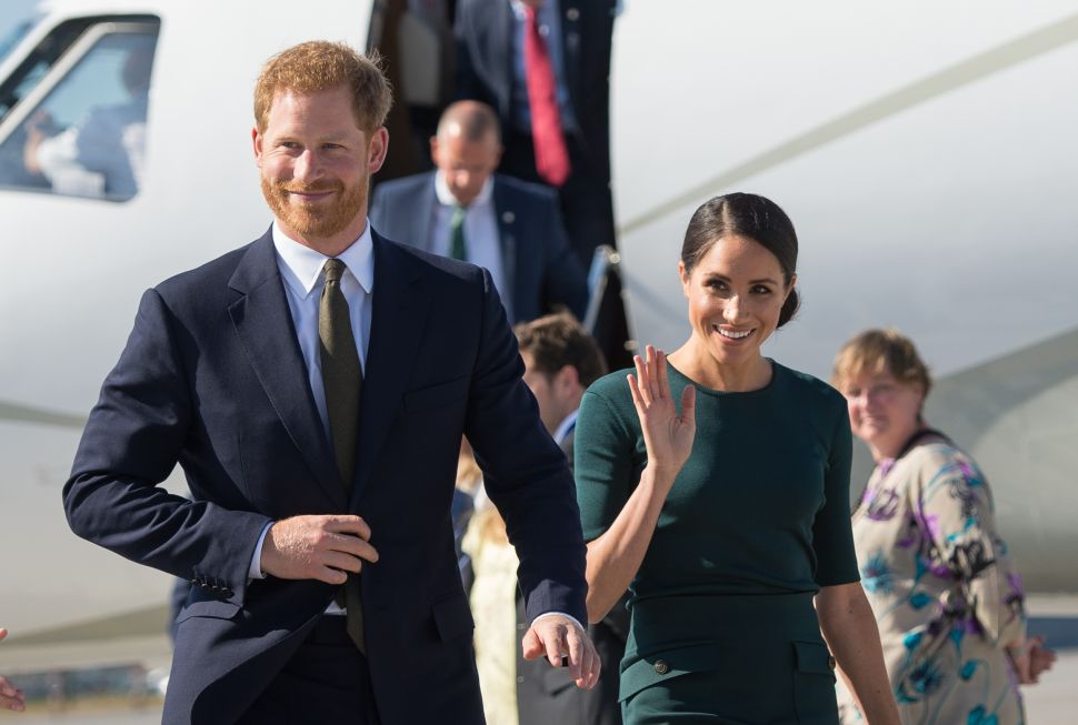 Prince Harry and Meghan Markle Will Stay at a $40 Million Villa in Sydney This Fall
