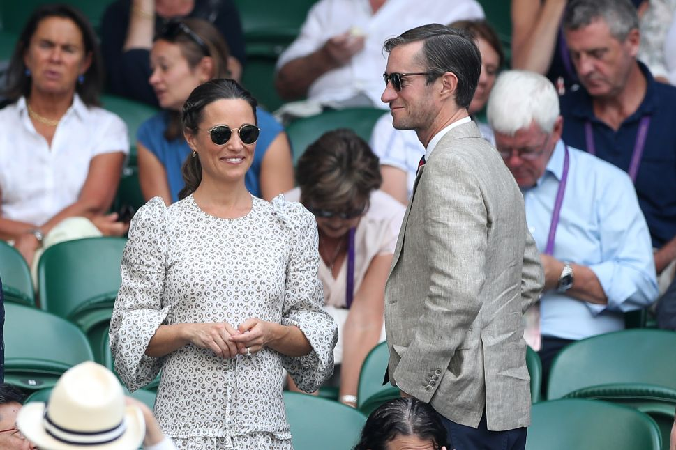 Pippa Middleton and James Matthews Are Moving Back Into Their London Mansion
