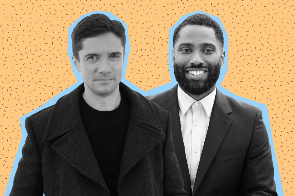 Discussing the Spike Lee Method With Topher Grace and John David Washington