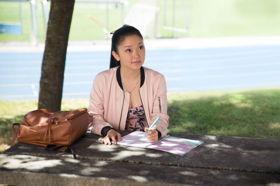 'To All the Boys I've Loved Before' Combines Vintage Fashion With Forever 21