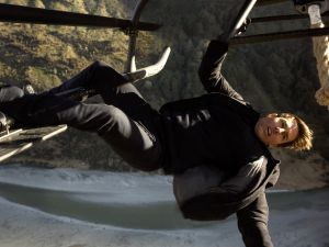 Tom Cruise as Ethan Hunt in 'Mission: Impossible - Fallout.'