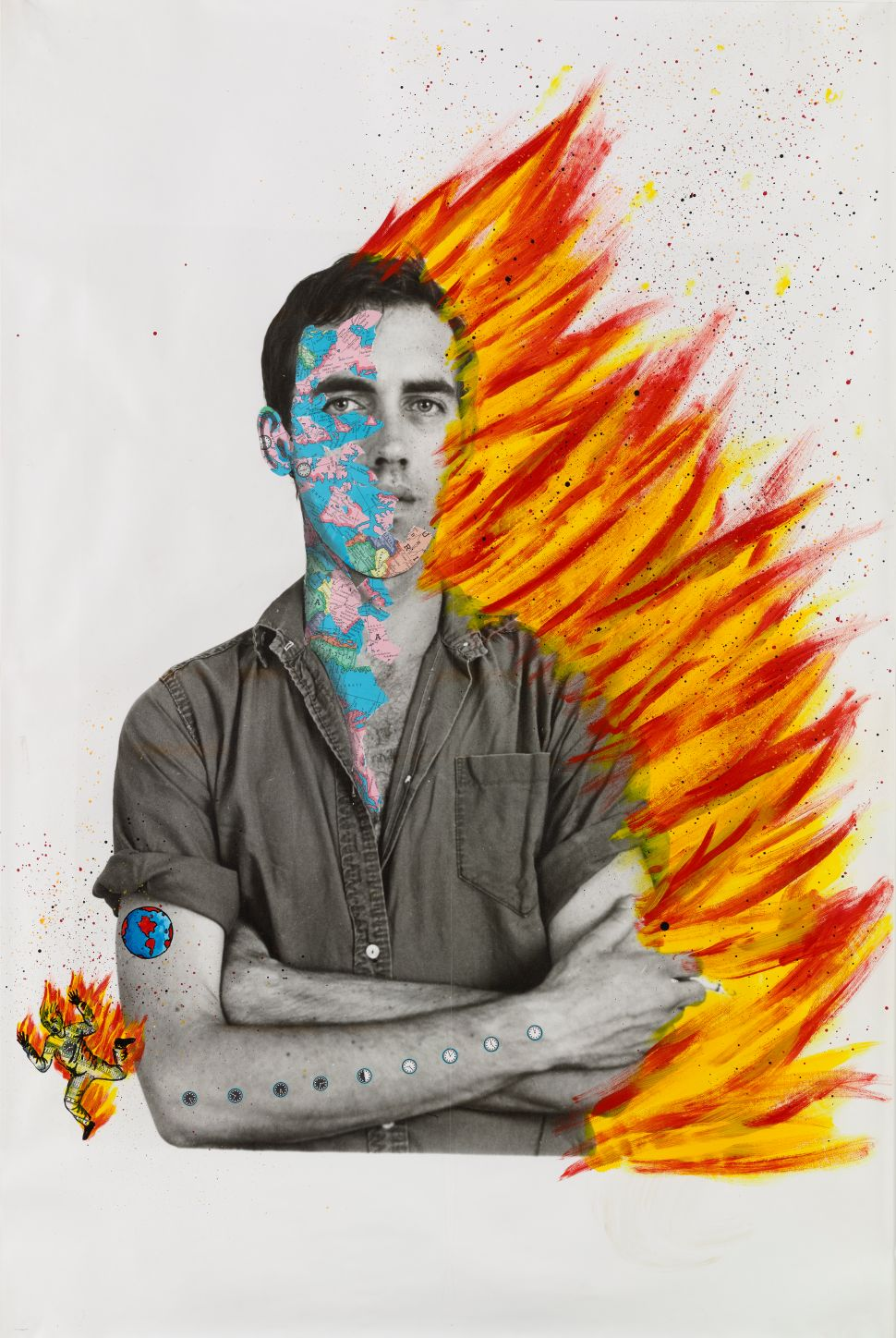 The Whitney's David Wojnarowicz Exhibition Is Angry and Honest