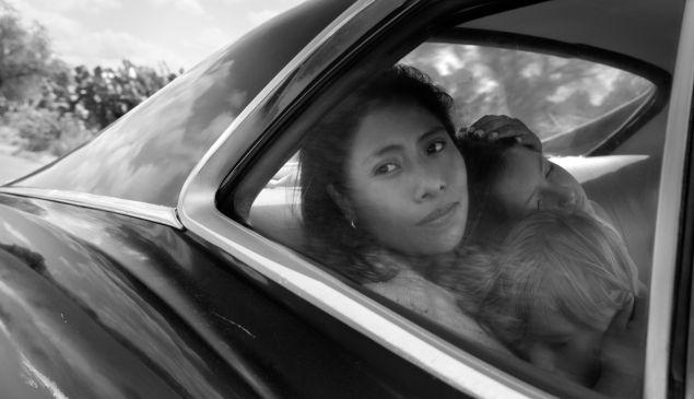Oscars 2019 Nominations Netflix Roma