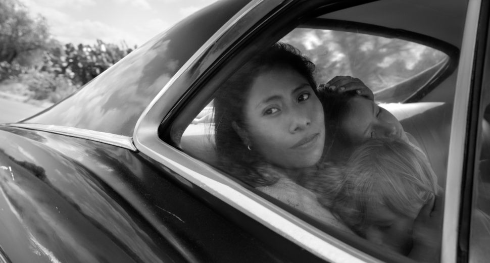 Netflix Has a Chance at Making History With 'Roma'