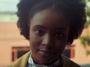 Still from If Beale Street Could Talk.