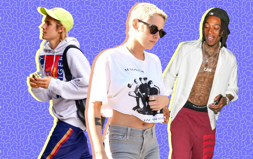 Dissecting the Sleazecore Trend—and Why It Looks Better on Women