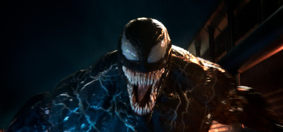 So, Is 'Venom' Part of the Marvel Universe or Not?