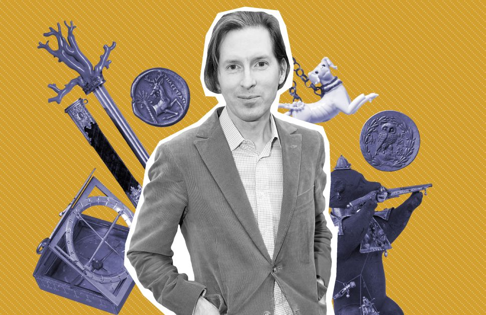 Wes Anderson Is Curating a Massive Museum Show—10 Weird Works We Predict He'll Choose